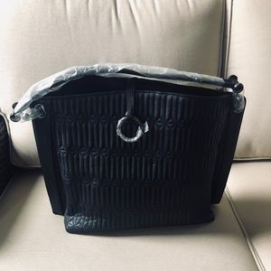 Authentic BCBGMaxazria shoulder hand bag